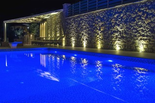 facilities villa kastro pool