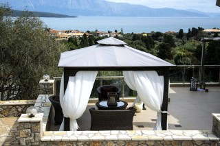 facilities villa kastro sea view