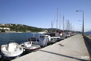 lefkada island villa kastro port