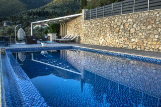 swimming pool villa kastro-3